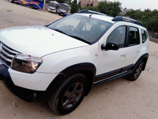 2014 Renault Duster Adventure Edition