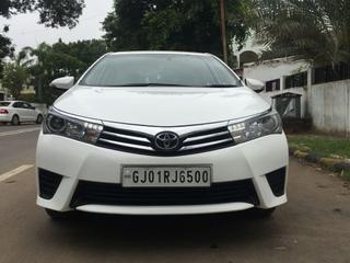 2015 Toyota Corolla Altis D-4D GL