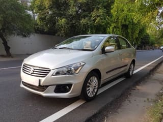 2016 Maruti Ciaz ZXi Option