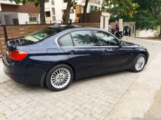 2014 BMW 3 Series 320d Luxury Line