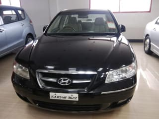 2008 Hyundai Sonata Embera 2.4L MT