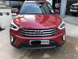 2015 Hyundai Creta 1.6 SX Plus Petrol
