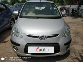 2010 Hyundai i10 Asta 1.2 AT with Sunroof