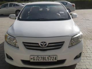 2011 Toyota Corolla Altis G