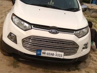 2015 Ford EcoSport 1.5 TDCi Trend