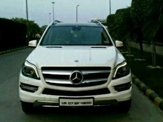2014 Mercedes-Benz GL-Class 2007 2012 Grand Edition Luxury