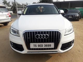 2014 Audi Q5 2008-2012 2.0 TDI