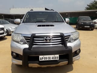 2013 Toyota Fortuner 3.0 Diesel