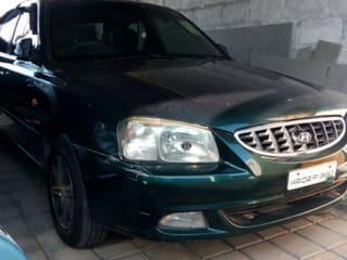 2000 Hyundai Accent GLS