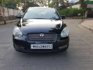 2008 Hyundai Verna CRDi ABS