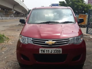 2014 Chevrolet Enjoy Petrol LS 8 Seater