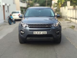 2018 Land Rover Discovery Sport TD4 SE