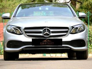 2017 Mercedes-Benz E-Class 2015-2017 E350 CDI Avantgrade