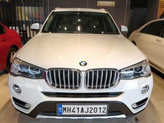 2015 BMW X3 2.0d SAV