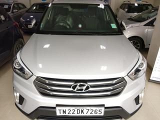 2018 Hyundai Creta 1.6 SX Automatic