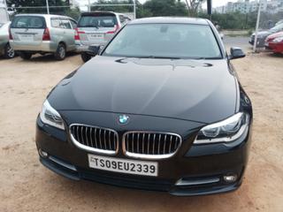 2017 BMW 5 Series 520d Sedan