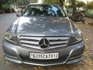 2012 Mercedes-Benz New C-Class C 250 CDI Elegance
