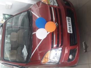 2007 Maruti Wagon R LXI BSII