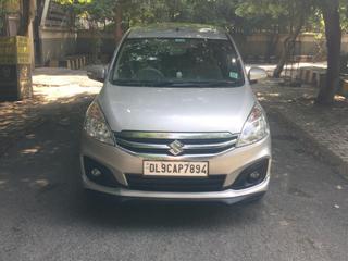 2018 Maruti Ertiga SHVS VDI
