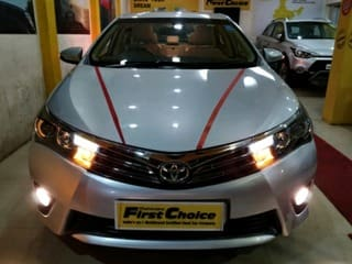 2015 Toyota Corolla Altis VL AT