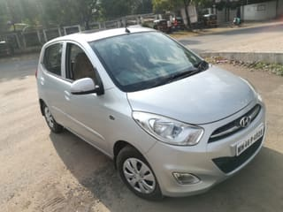 2012 Hyundai i10 Asta 1.2 AT with Sunroof
