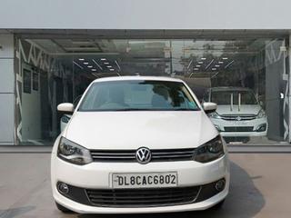 2016 Volkswagen Vento 1.5 TDI Highline