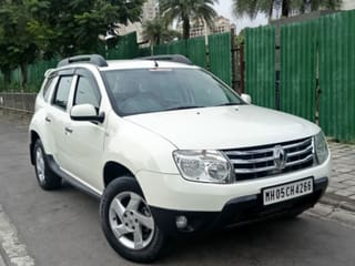 2015 Renault Duster 85PS Diesel RxL Optional with Nav