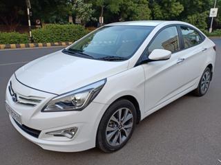 2016 Hyundai Verna 1.6 SX VTVT (O)