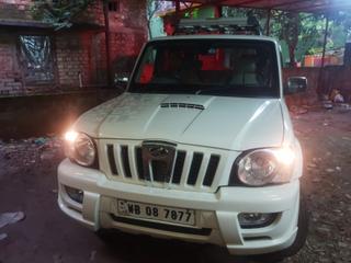 2014 Mahindra Scorpio VLX 2WD AIRBAG AT BSIV