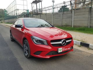 2016 Mercedes-Benz CLA 200 D Sport Edition