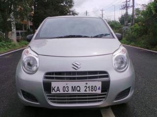 2012 Maruti A-Star Vxi