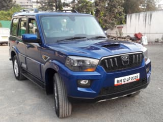 2014 Mahindra Scorpio 1.99 S10 4WD