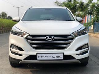 2017 Hyundai Tucson 2.0 e-VGT 2WD AT GLS