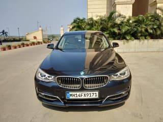 2017 BMW 3 Series 320d GT Sport Line