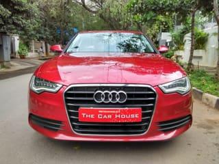 2014 Audi A6 2011-2015 2.0 TDI Technology