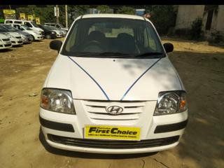 2012 Hyundai Santro GLS I - Euro II