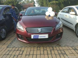 2017 Maruti Ciaz 1.4 AT Alpha