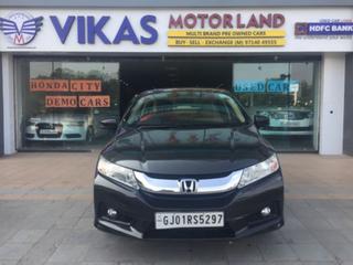 2016 Honda City i VTEC CVT VX
