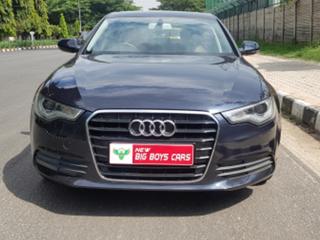 2012 Audi A6 2011-2015 2.0 TDI Premium Plus