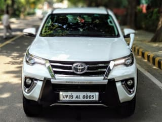 2017 Toyota Fortuner 2.8 4WD AT