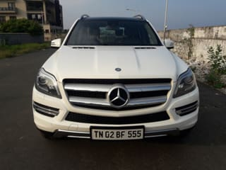 2013 Mercedes-Benz GL-Class 2007 2012 350 CDI Luxury
