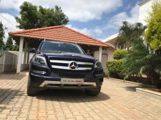 2016 Mercedes-Benz GL-Class 350 CDI Blue Efficiency