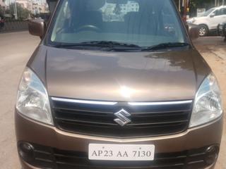 2010 Maruti Wagon R VXI