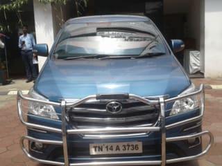2014 Toyota Innova 2.5 Z Diesel 7 Seater BS IV