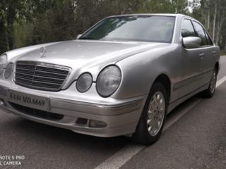2001 Mercedes-Benz E-Class 2009-2013 220 CDI