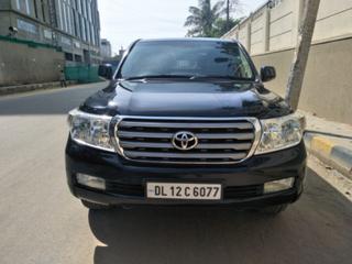 2011 Toyota Land Cruiser VX Premium