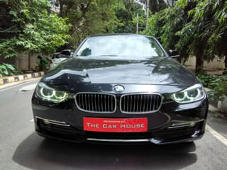 2013 BMW 3 Series 320d Luxury Plus