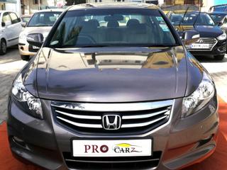 2011 Honda Accord 2.4 AT
