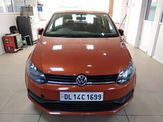 2014 Volkswagen Polo Petrol Trendline 1.2L