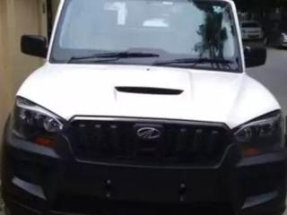2015 Mahindra Scorpio S4 4WD
